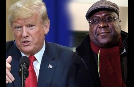 USA: Félix Tshisekedi adhère à la politique américaine de rapprochement instaurée par Donald Trump