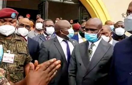 RDC-EPST : Le président Tshisekedi donne le go de la reprise des cours à l'institut de la Gombe