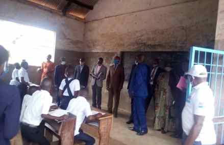 Kasaï : Les finalistes du primaire ont débuté le Tenafep