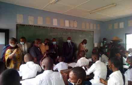 Kasaï: 30.117 élèves prennent part aux épreuves préliminaires de l'examen d'État