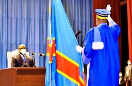 RDC-Cour Constitutionnelle: Tshisekedi défie le FCC et annonce la prestation de serment de 3 juges ce mercredi au parlement