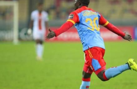 CHAN 2020: les Léopards remportent devant les fauves du Congo Brazzaville ( 1-0)