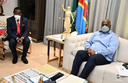 RDC: Bahati présente son bilan à mi-parcours à Tshisekedi