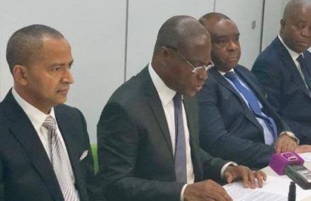 LAMUKA: Fayulu appelle Katumbi et Bemba à tirer toutes les conséquences après leur adhésion à l'Union sacrée de Tshisekedi