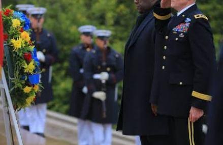 Coopération militaire USA-RDC: les américains promettent de soutenir l'armée congolaise pour lutter efficacement contre l'État islamique dans l'Est