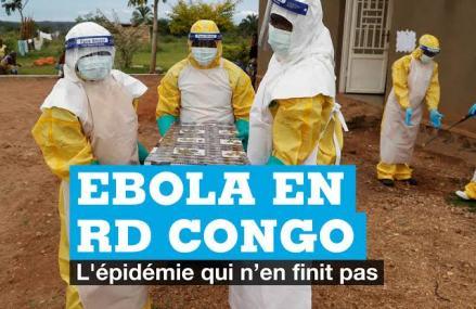 Nord-Kivu : Un nouveau cas d'Ebola confirmé à Ngubi