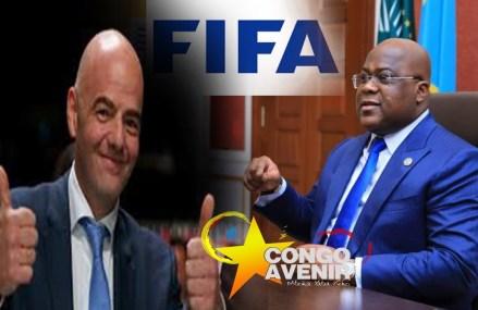 Présidence de l'UA: Infantino de la FIFA annoncé à Kinshasa
