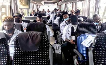 RDC : le TP Mazembe s'est envolé ce mercredi vers l'Algérie