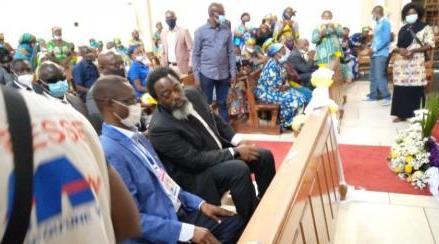 Haut-Katanga : Joseph Kabila réapparaît et honore la mémoire de l'archevêque métropolitain de Lubumbashi