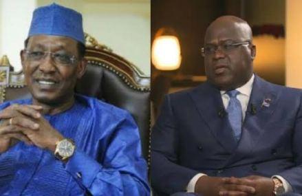 RDC : Tshisekedi décrète un deuil national ce vendredi en mémoire de son homologue Tchadien Idriss Déby, tué après ses 30 ans au pouvoir