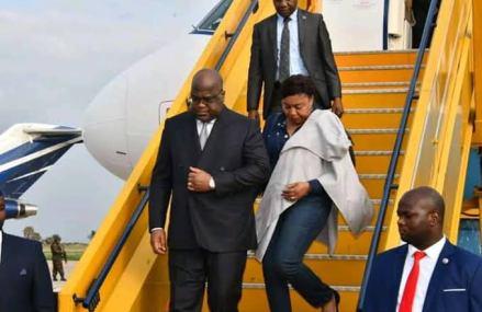 Félix Tshisekedi voyage au mois de Mai prochain pour inaugurer un pont entre le Botswana et la Zambie