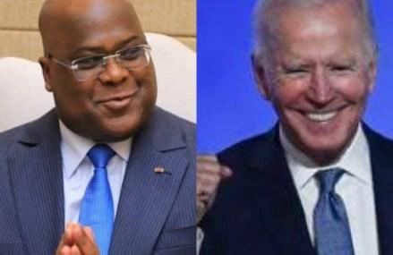 USA : Tshisekedi va prendre part à un sommet convoqué ce jeudi par Joe Biden