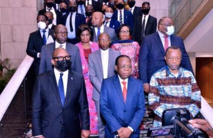 RDC : Union sacrée sera restructurée avec une charte (Bahati)