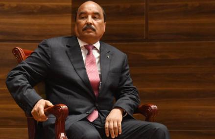Mauritanie : l'ex-président Mohamed Abdel Aziz aux arrêts
