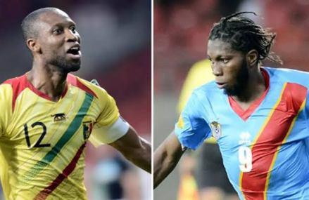 Foot: la RDC arrache un match nul face au Mali