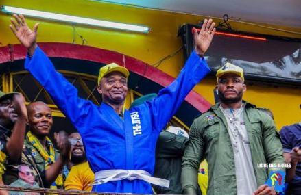 RDC: Shadary appelle les congolais «à ne pas dormir» face à la dictature imposée par le régime Tshisekedi