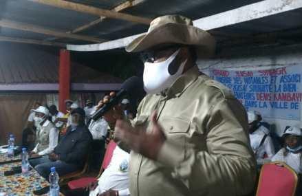 RDC : Denis Kambayi dans le Grand-Bandundu pour la campagne de la paix et la redynamisation de la SYNAGK