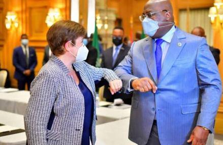 RDC : le FMI demande à Félix Tshisekedi de revoir la dernière ordonnance nommant ses deux collaborateurs à la BCC