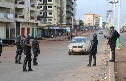 Guinée-Tentative d'un coup d'État : des tirs à l'arme automatique et des militaires dans les rues àConakry