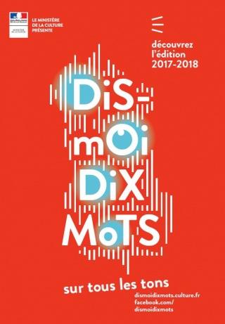 Journée de rencontre régionale Auvergne-Rhône-Alpes // DIS-MOI DIX MOTS