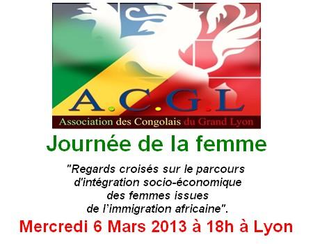 """Débat """"Regards croisés sur l'intégration des femmes africaines"""""""