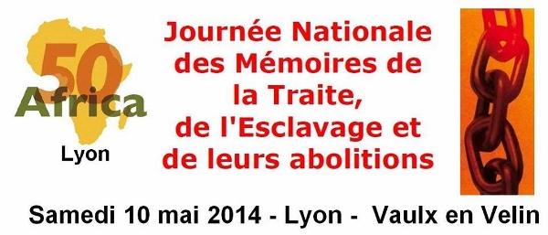 9e Journée nationale des mémoires de la traite de l'esclavage et de leurs abolitions