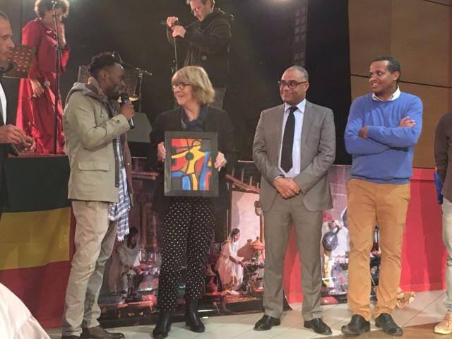 France Ethiopie Corne de l'Afrique a célébré le Noël Ethiopien le 14 janvier 2017