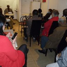 AFRICA 50 – Ce vendredi 28 avril 2017 – 2ème Découverte littéraire avec l'Aventure ambigüe de Cheikh Hamidou KANE