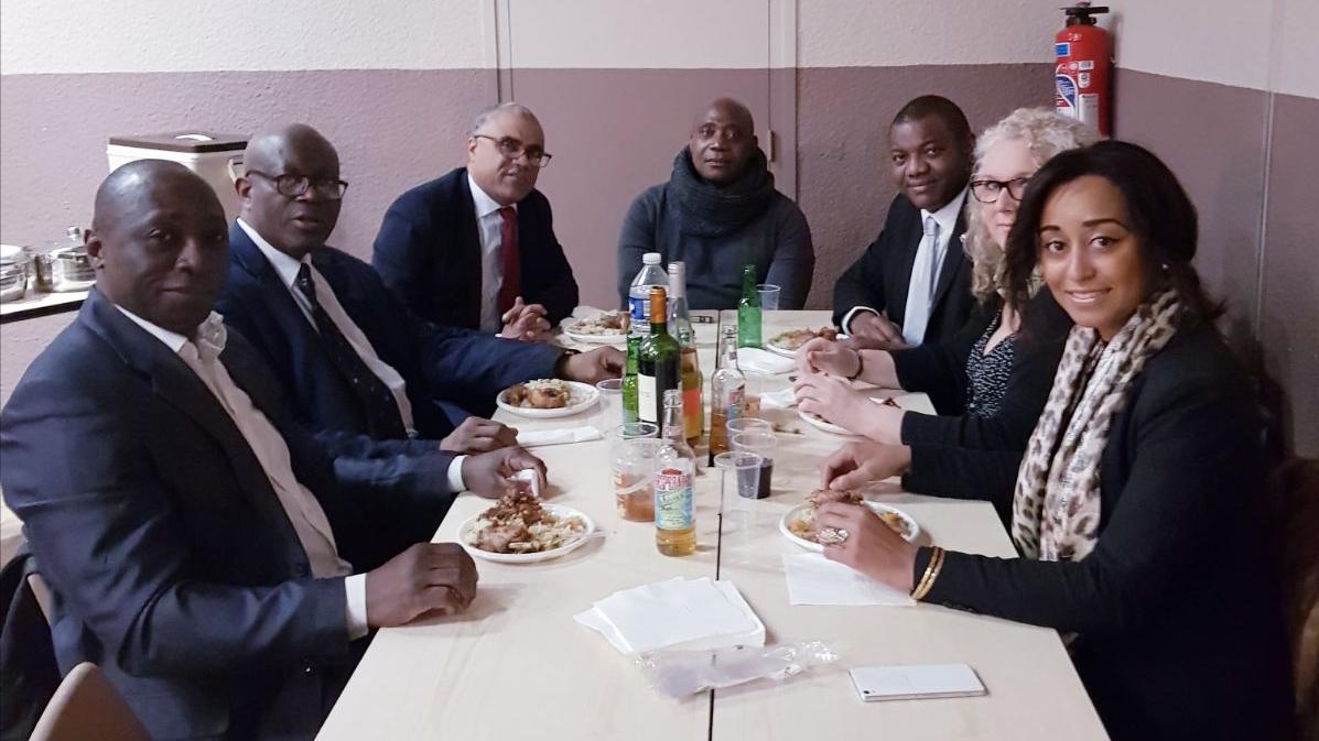 [BENIN] Africa 50 présent à l'Assemblée Générale et au dîner de l'ABRA ce 20 janvier 2018