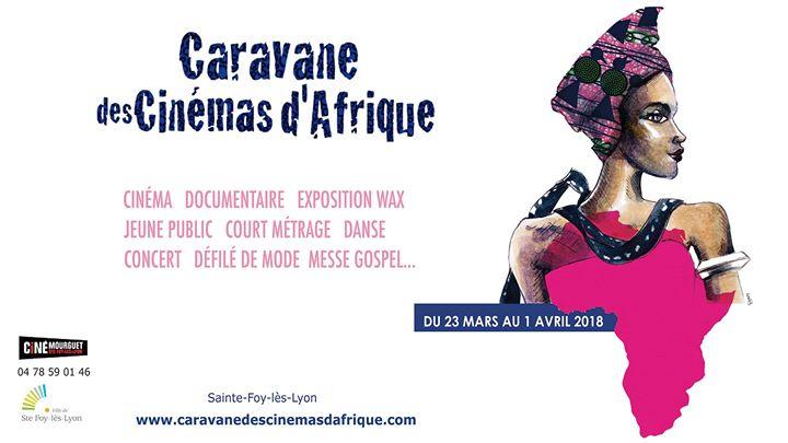 [CINEMA] Africa 50 partenaire de  la 15e édition des caravanes des cinémas d'Afrique à Ste Foys les Lyon (69)