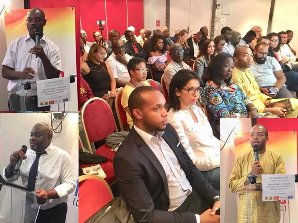 [RENDEZ-VOUS AF50] Vif intérêt pour la table ronde sur la formation professionnelle et l'apprentissage en France et en Afrique horizon 2030 ce 22 septembre 2018 à Villeurbanne