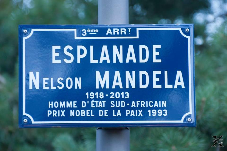 Le centenaire de Nelson Mandela, une réussite à Lyon