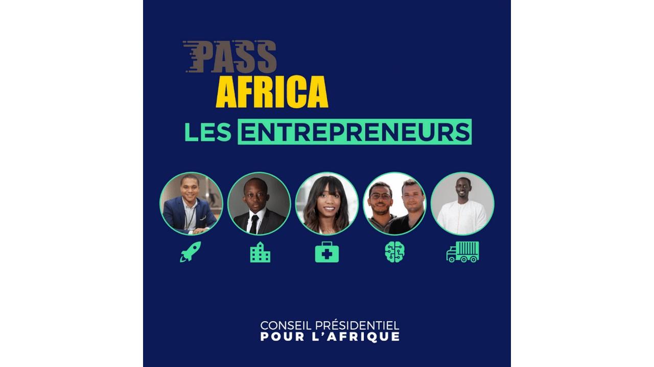 [ECONOMIE] Pass Africa une communauté avec le Conseil présidentiel pour l'Afrique qui s'adresse aux entrepreneurs ayant mis l'Afrique comme une priorité