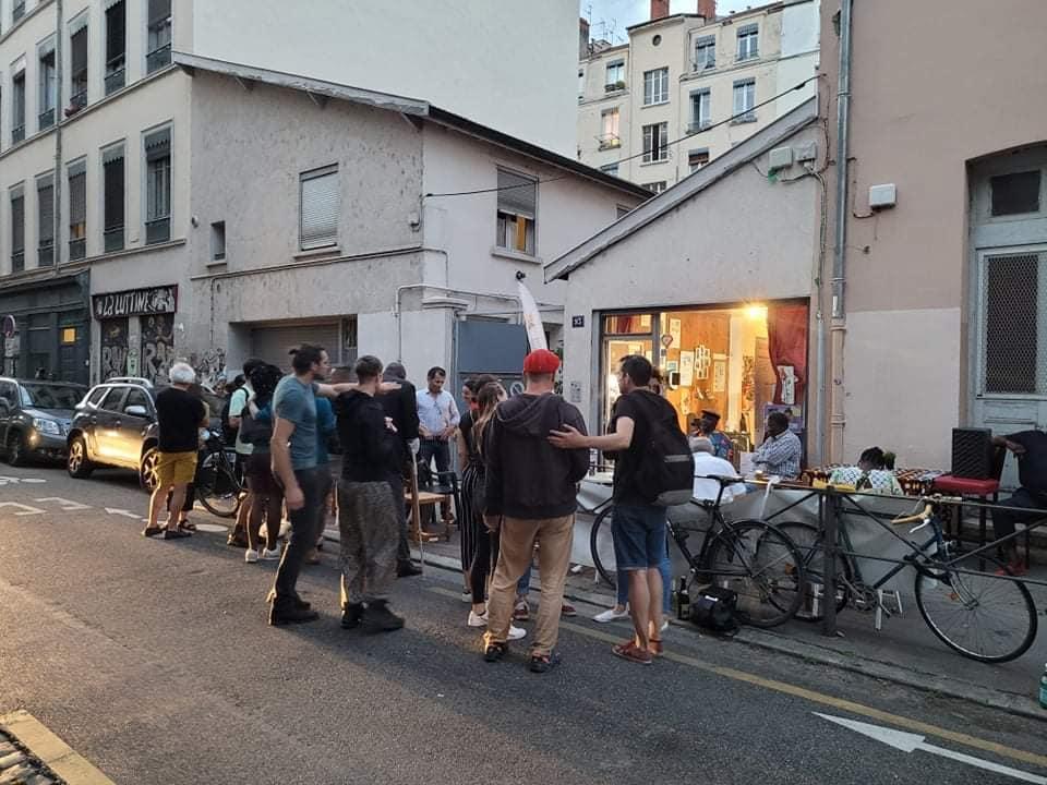 [MUSIQUE] Fête de la musique 2021 au 93, une ouverture culturelle sur le quartier de la Guillotière Lyon 7e (photos et vidéo)