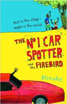 The No. 1 Car Spotter and the Firebird Book Cover