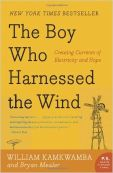 The Boy Who Harnessed the Wind : Creating Currents of Electricity and Hope Book Cover