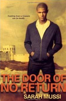 The Door of No Return. Book Cover