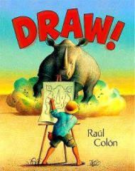 Draw! Book Cover