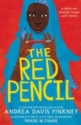 The Red Pencil Book Cover