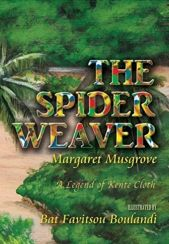 The Spider Weaver Book Cover