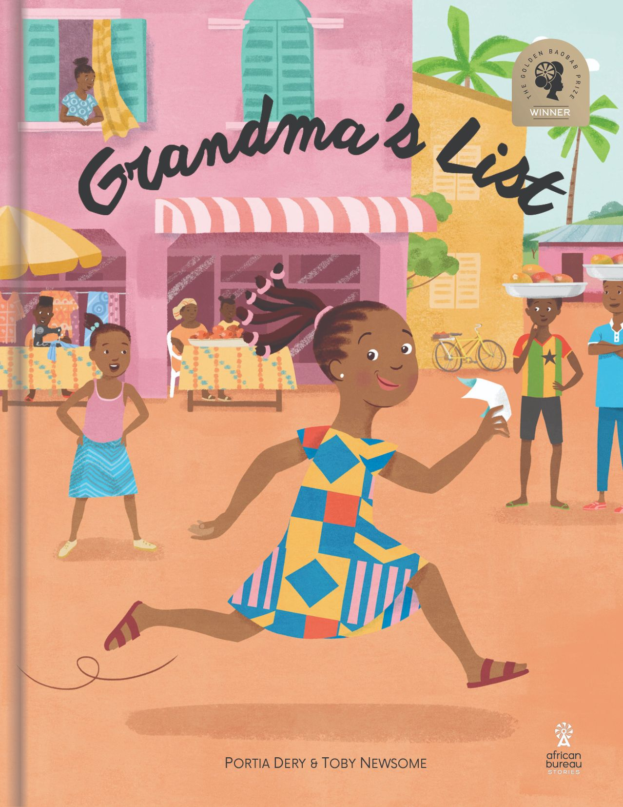 Grandma's List Book Cover