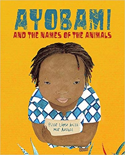 Ayobami and the Names of the Animals Book Cover