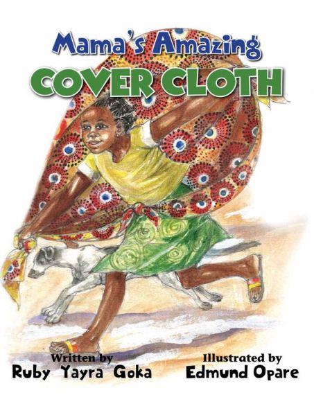 Mama's Amazing Cover Cloth Book Cover