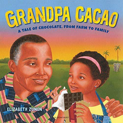 Grandpa Cacao Book Cover