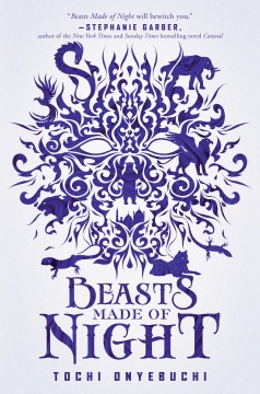 Beasts Made of Night Book Cover