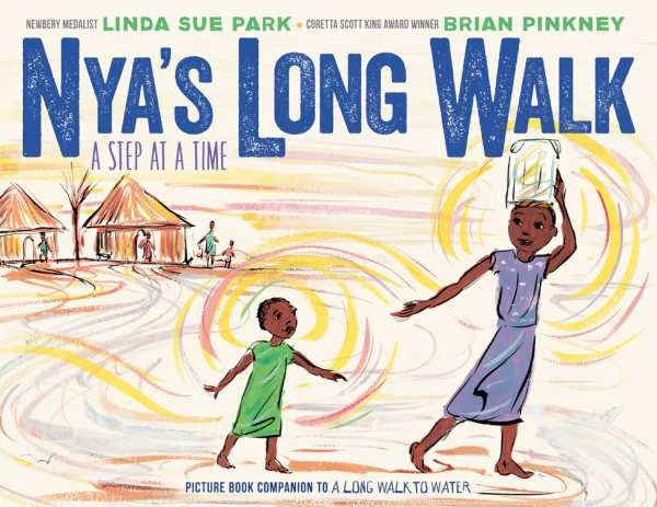Nya's Long Walk Book Cover