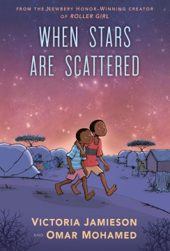 When Stars Are Scattered Book Cover