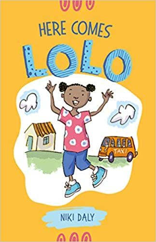 Here Comes Lolo Book Cover