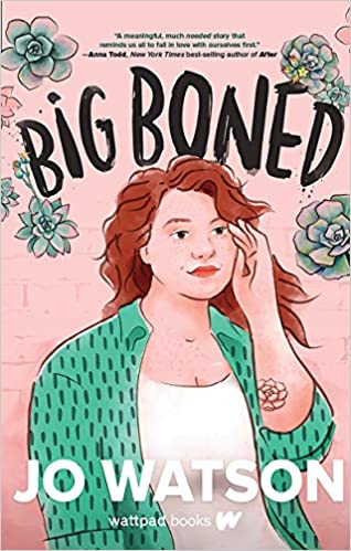 Big Boned Book Cover