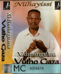 Xidiminguana – Nilhayissi (Álbum)